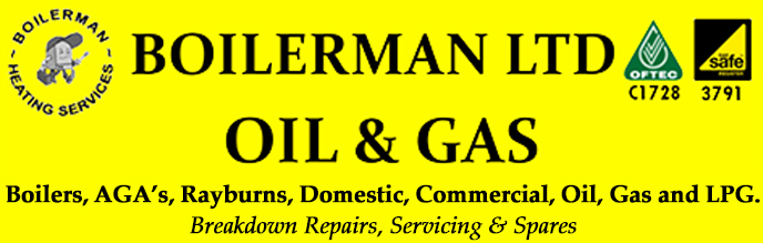 Boilerman LTD Oil & Gas